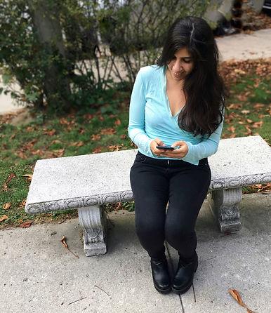 Nadine on Phone.jpg