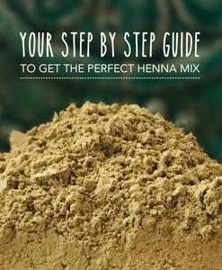 Henna Recipe