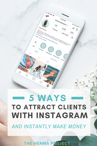 How to Attract Customers on Instagram