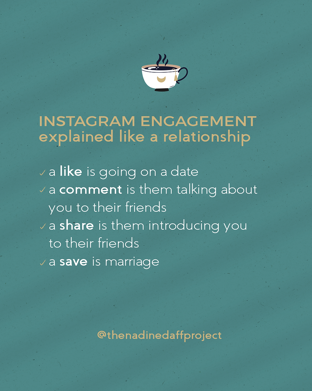 Instagram engagement tip