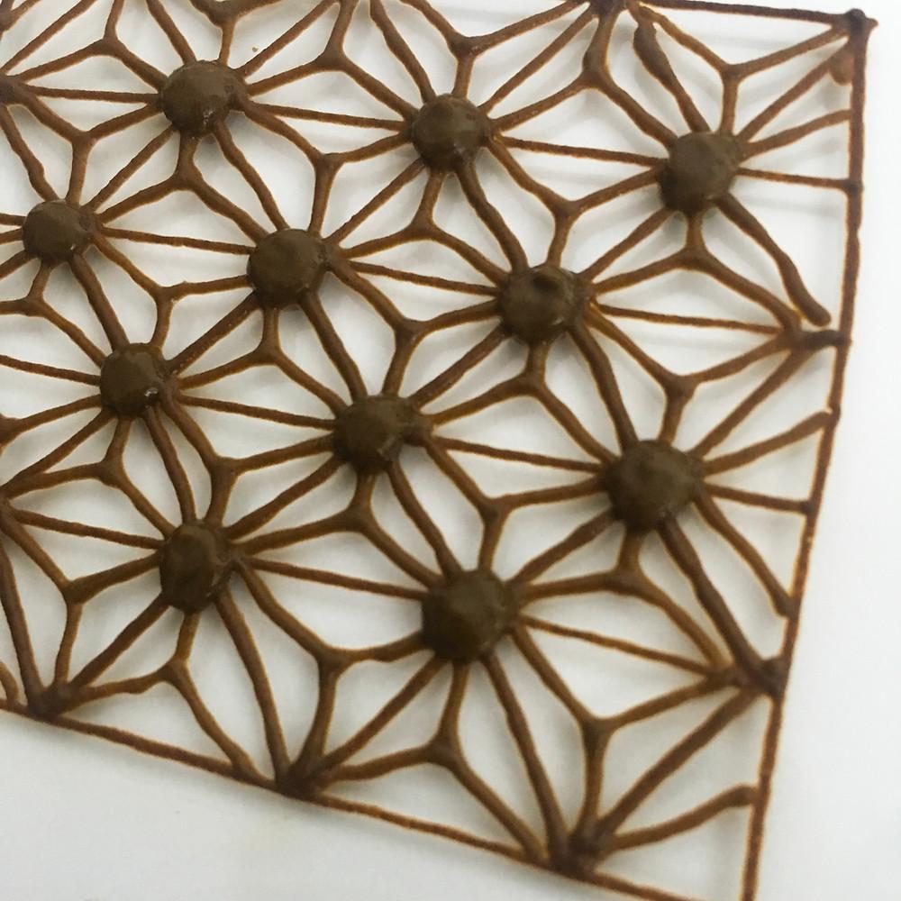 Geometric Henna Design