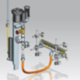 Liqui-tec Combustion Stack - Single Burn