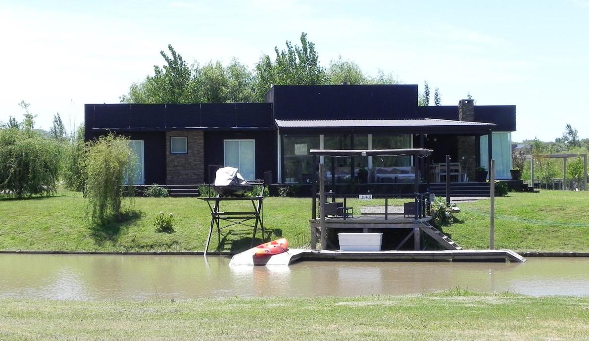 Casa en el delta