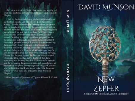 A New Zepher Book 2