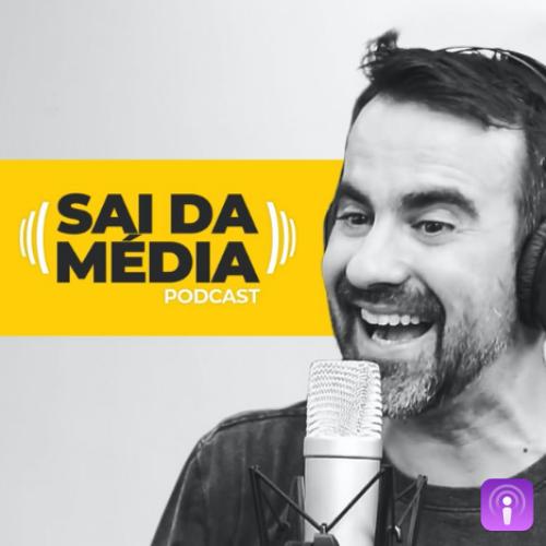 Sai da Média no Apple Podcast