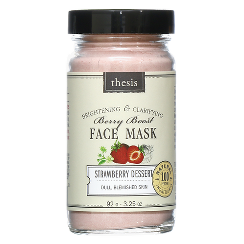 Thesis Strawberry Desert Face Mask