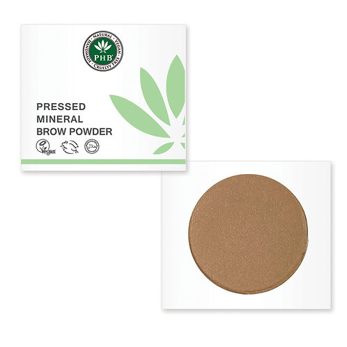 PHB Ethical Pressed Mineral Brow Powder -Warm Blonde