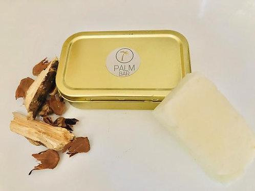 PALM Crème Body Wash BAR Woody