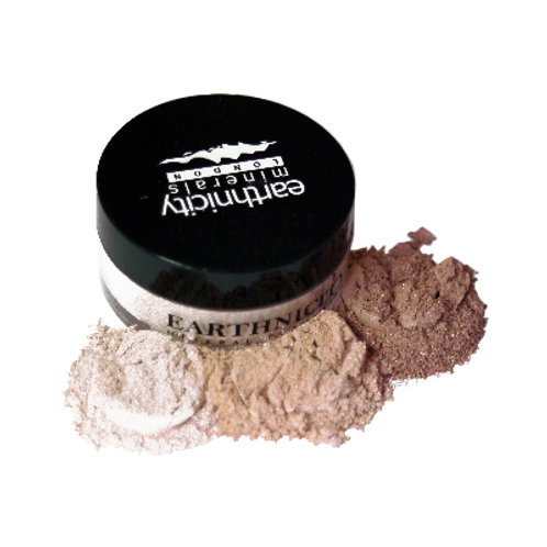 Earthnicity Silk Glow Finishing Powder - Dark