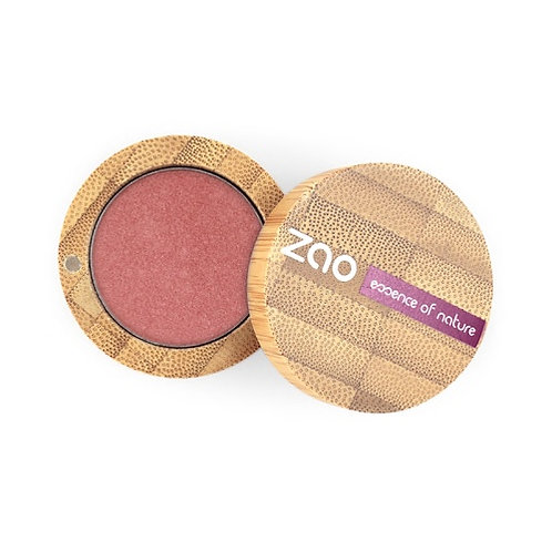 Zao Pearly Eyeshadow - Coral Rose (119)