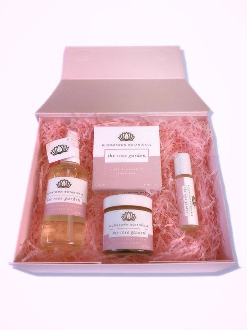 Bloomtown Bodycare Gift Set - The Rose Garden
