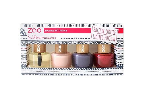 Zao '10 Free' Sublime Manicure