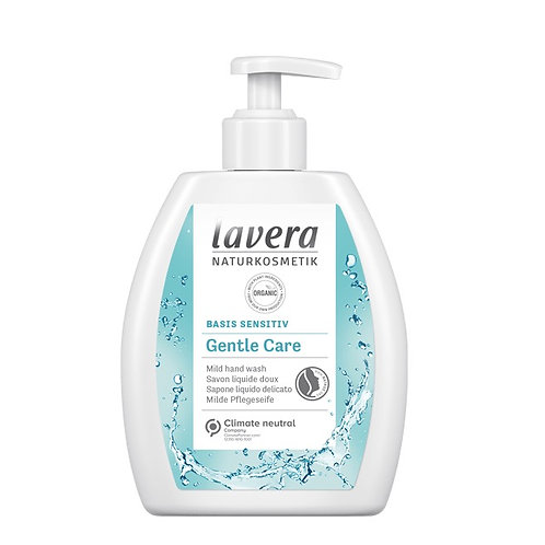 Lavera Organic Gentle Care Mild Hand Wash 250ml