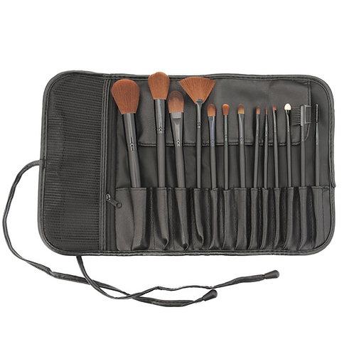 Zuii Organic 13 Piece Essential Brush Set