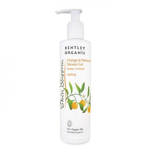 Skin Blossom Orange & Palmarosa Shower Gel 300ml