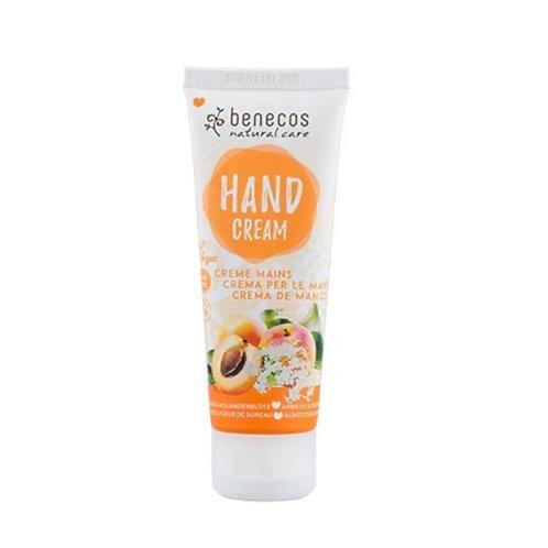 Benecos Apricot & Elderflower Hand Cream 75ml
