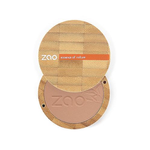 Zao Compact Powder - Milk Chocolate (305)