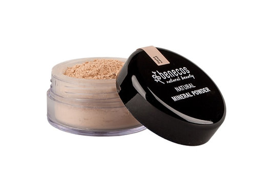 Benecos Natural Mineral Powder - Light Sand
