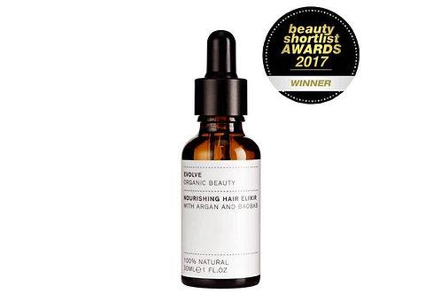 Evolve Nourishing Hair Elixir - Dry Hair Serum 30ml