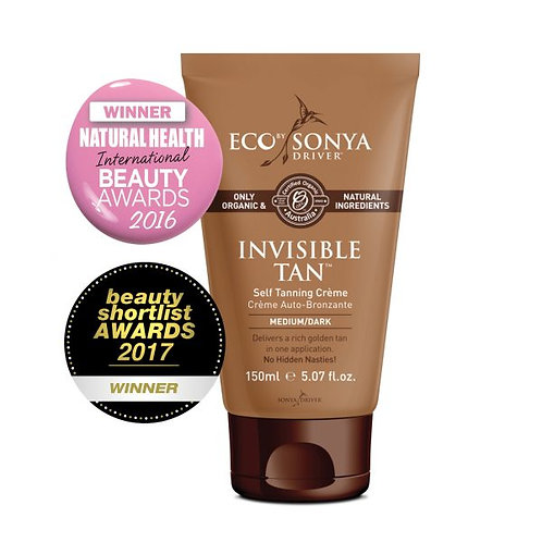 Eco By Sonya Invisible Tan 150ml