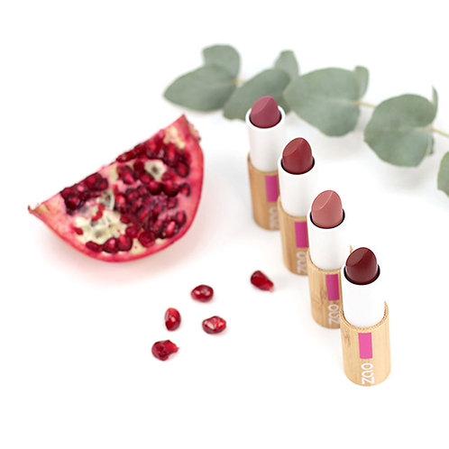 Zao Cocoon Balm Lipstick - 4 Shades