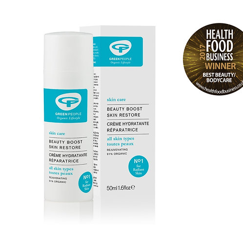 Green People BEAUTY BOOST SKIN RESTORE 50ML
