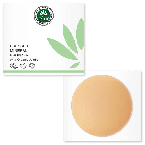 PHB Ethical Pressed Mineral Bronzer + Spf 15 - Tan