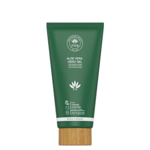 PHB Aloe Vera Hero Gel with Organic Aloe Vera | Scent Free