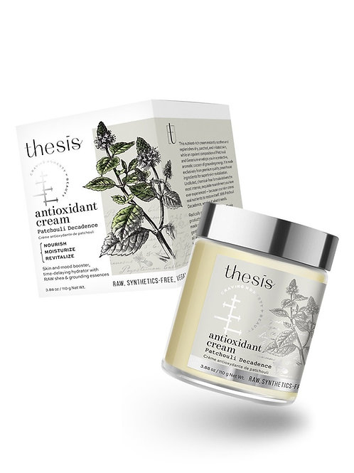 Thesis Body Cream - Patchouli Decadence