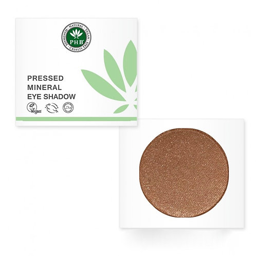 PHB Pressed Mineral Eyeshadow - Chesnut