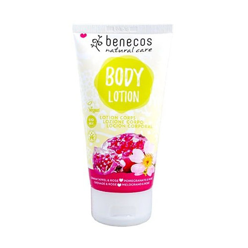 Benecos Pomegranate & Rose Body Lotion 150ml
