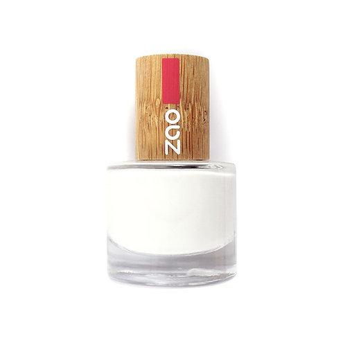 Zao Nail Polish - French White (641)