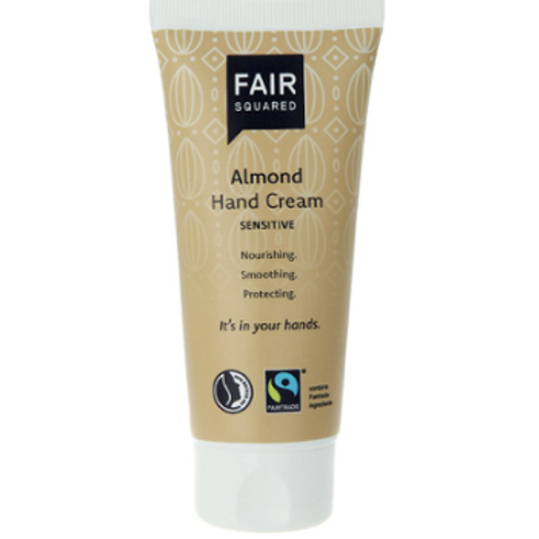FAIR SQUARED Hand Cream Almond 100ml