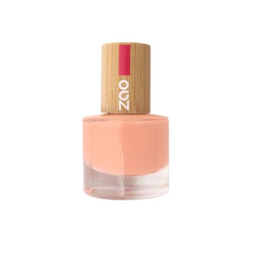 Zao 'Secret Garden' Summer Collection Nail Polishes - Peach Fizz (664)