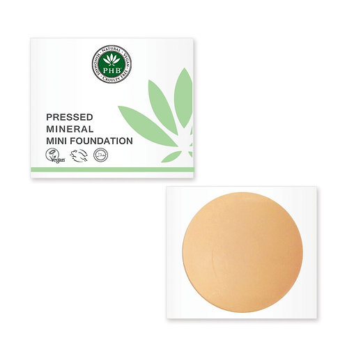 PHB Ethical Mini Pressed Mineral Foundation + Spf 30 - Medium 3g