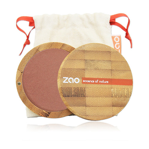Zao Refillable Blush - Golden Coral (325)