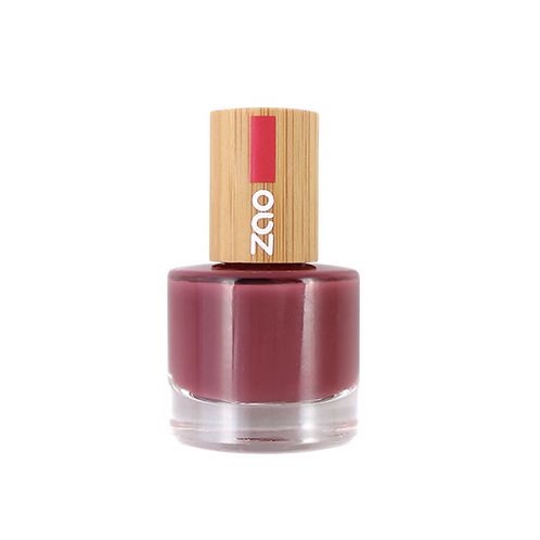 Zao Winter Collection '10 free' Nail Polishes - Amaranth Pink (667)