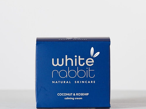 White Rabbit Coconut & Rosehip Calming Cream