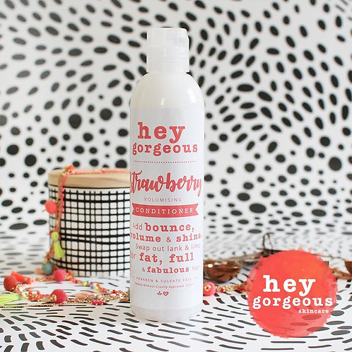 Hey Gorgeous Super Lovely Strawberry Hair Conditioner