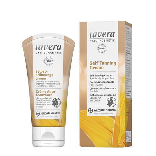 Lavera Self Tanning Cream - 50ml - For Face