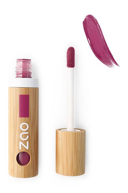 Zao Organic Refillable Lip Polish - Amaranth (038)