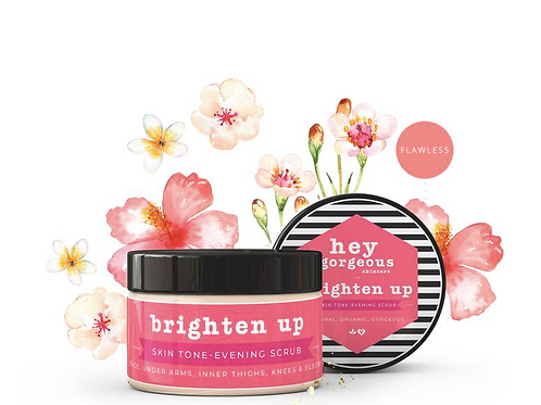 Brightening Skin Scrub By Hey Gorgeous