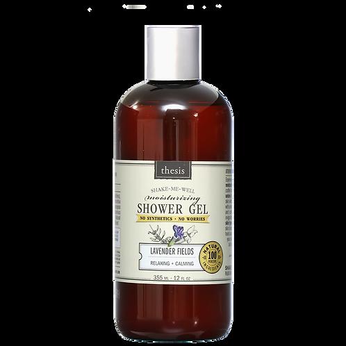 Thesis Lavender Fields Shower Gel