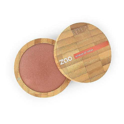 ZAO Mineral Cooked Bronzer - Milk Chocolate 345