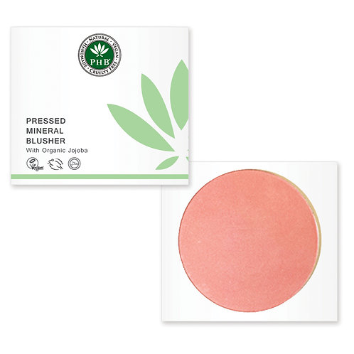 PHB Ethical Pressed Mineral Blusher Spf 15 - Blossom