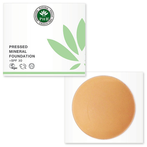 PHB Ethical Pressed Mineral Foundation Spf 30 - Tan