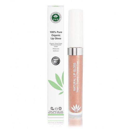 PHB 100% Pure Organic Lip Gloss - Blossom