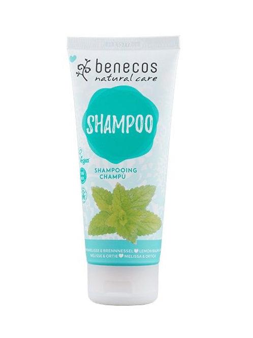 Benecos Melissa & Nettle Shampoo 200ml