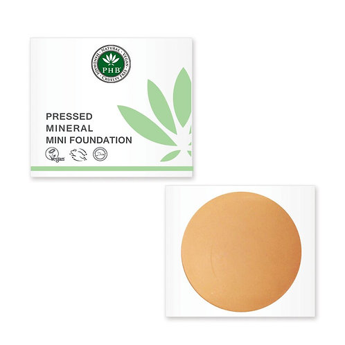 PHB Ethical Mini Pressed Mineral Foundation Spf 30 - Tan 3g