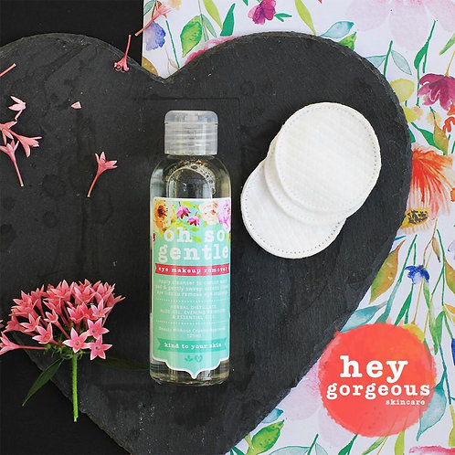 Hey Gorgeous Oh So Gentle Eye Makeup Remover